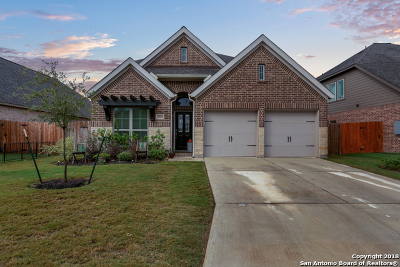 Seguin Single Family Home New: 2920 Coral Way