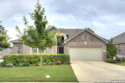 New Braunfels Single Family Home New: 1217 Creek Canyon