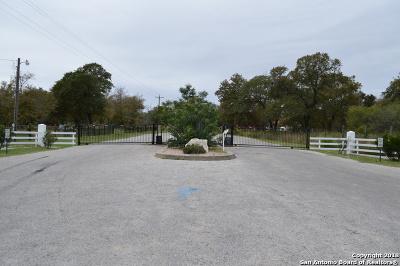 San Antonio Residential Lots & Land New: 990 Spur Ridge