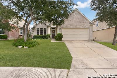 San Antonio Single Family Home New: 26018 Starling Hill