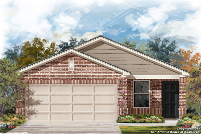 New Braunfels Single Family Home New: 4710 Klein Meadows