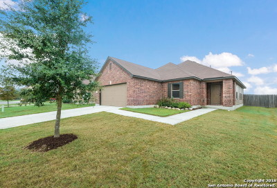 New Braunfels Single Family Home New: 1427 Jericho Ridge