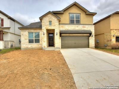 San Antonio TX Single Family Home New: $354,990