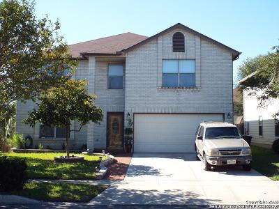 San Antonio Single Family Home New: 1203 Butler Dr