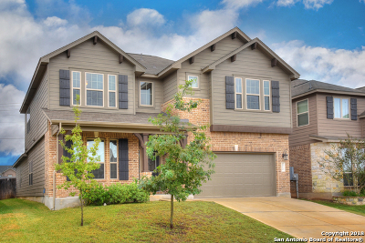 Cibolo Single Family Home For Sale: 512 Saddle Cove