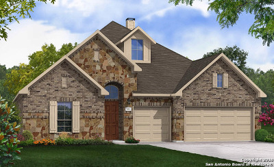 Schertz Single Family Home New: 13114 Hallies Chase