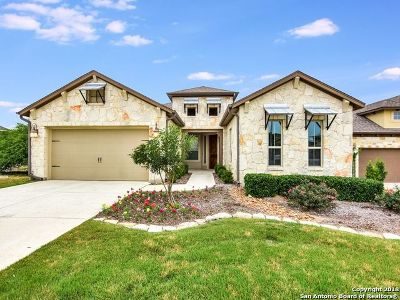 Boerne Single Family Home For Sale: 9911 Barefoot Way