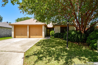 Cibolo Single Family Home New: 3809 Greenridge