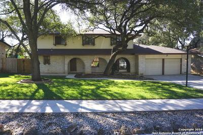 San Antonio Single Family Home New: 7634 Tippit Trail