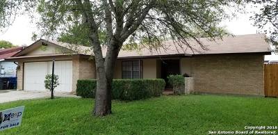 San Antonio Single Family Home New: 1318 S Ellison Dr