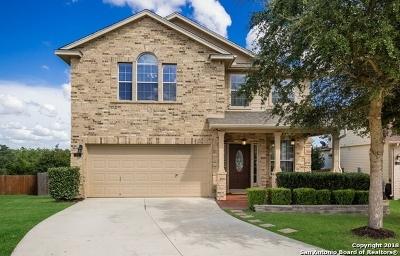 San Antonio Single Family Home New: 102 Coopers Hawk