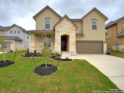 San Antonio Single Family Home New: 13110 Sandlot Way