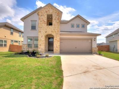 San Antonio Single Family Home New: 8406 Tanju Lane