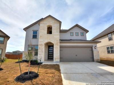 San Antonio Single Family Home New: 13106 Sandlot Way