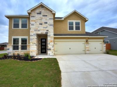 San Antonio Single Family Home New: 8023 Mahala Bluff