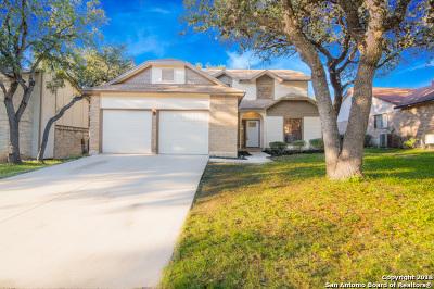 San Antonio Single Family Home New: 9423 Almarion Way