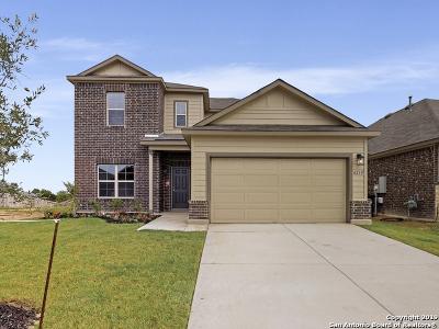 San Antonio Single Family Home Active RFR: 6210 Alta Puerta