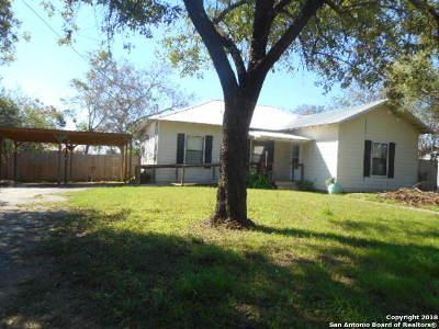 Atascosa County Single Family Home New: 235 S Yule Ave