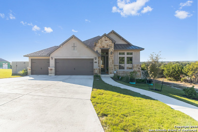 New Braunfels Single Family Home New: 1125 Nutmeg Trail