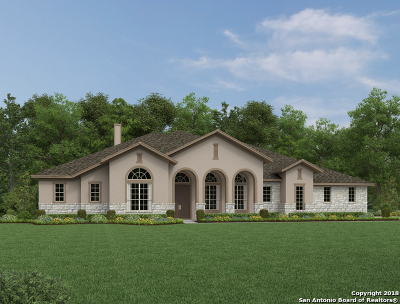 New Braunfels Single Family Home New: 5727 High Forest