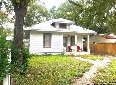 San Antonio Single Family Home New: 253 Lotus Ave