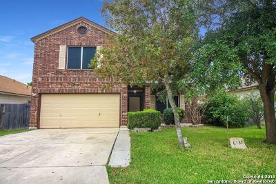 San Antonio Single Family Home New: 6137 Jackies Farm