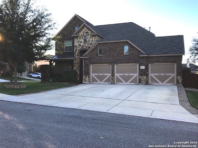 San Antonio Single Family Home New: 11939 Perla Joy