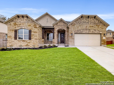 San Antonio Single Family Home Active RFR: 2019 Bailey Forest
