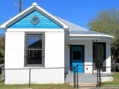 San Antonio Single Family Home New: 301 Burleson