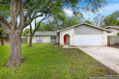 San Antonio Single Family Home New: 8603 Glen Mont