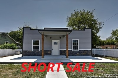 San Antonio Single Family Home New: 1038 W Ridgewood Ct