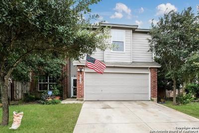 San Antonio Single Family Home New: 9414 Hacienda Acres