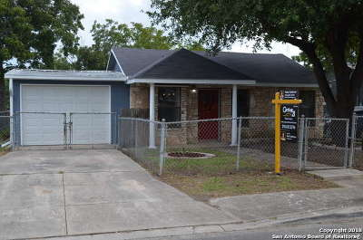 San Antonio Single Family Home New: 735 Kendalia Ave