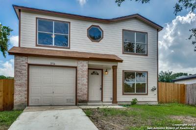 San Antonio Single Family Home New: 3716 Candlebrook Ln