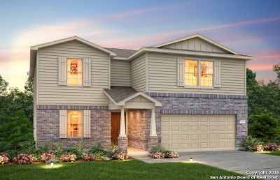 Converse Single Family Home New: 8727 Buggy Lane