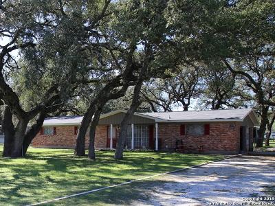 Atascosa County Single Family Home New: 1375 Old Pleasanton Rd
