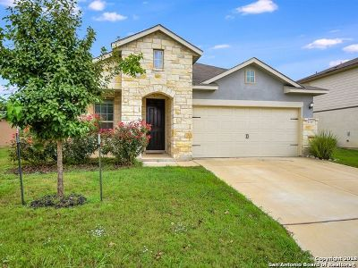 San Antonio Single Family Home New: 13217 Sumara Dr