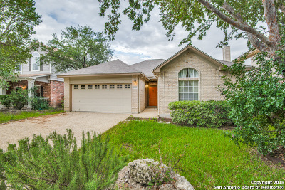 San Antonio TX Single Family Home Back on Market: $240,000