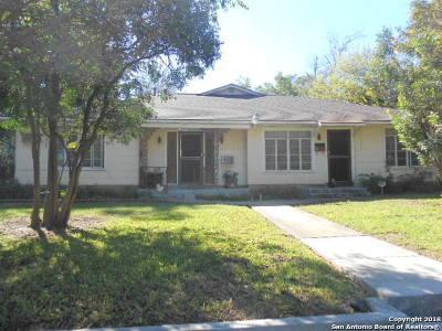 San Antonio Multi Family Home New: 1438 Center