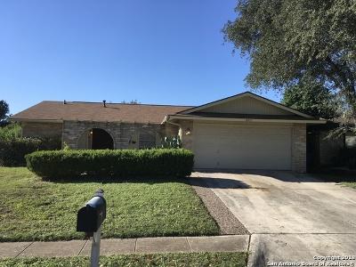 San Antonio Single Family Home New: 8703 Tamarind St