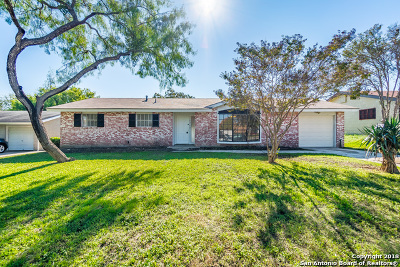 Single Family Home New: 6262 Elm Valley Dr