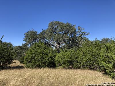 Boerne Residential Lots & Land New: 1 Sendero Ridge