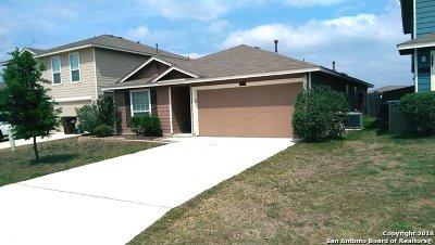 San Antonio Single Family Home For Sale: 369 Perch Horizon