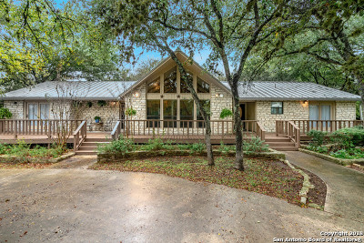 San Marcos Single Family Home New: 2500 Rolling Oaks