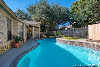 San Antonio Single Family Home New: 5851 Woodridge Oaks