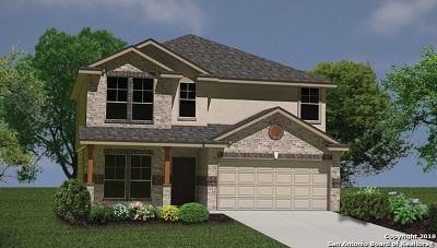 San Antonio Single Family Home New: 6111 Akin Nook