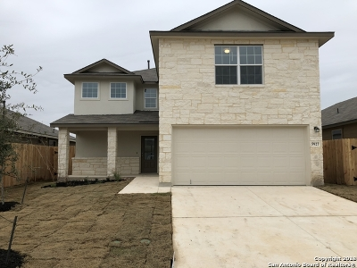 Helotes Single Family Home New: 5927 Overture Dawn