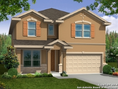 San Antonio TX Single Family Home New: $246,604