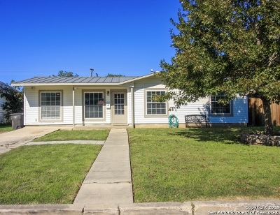 San Antonio TX Single Family Home New: $144,900