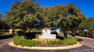 New Braunfels Residential Lots & Land New: 883 Oak Bluff Trail